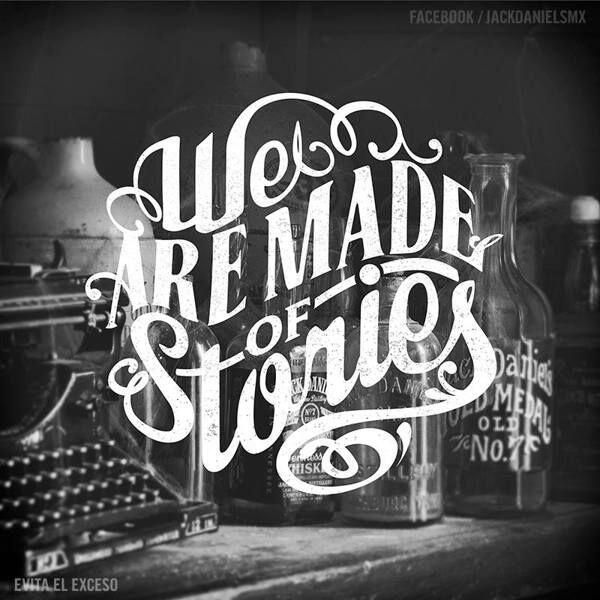 We are made of stories. Our homes should convey that. http://t.co/EofRJ9NpZB