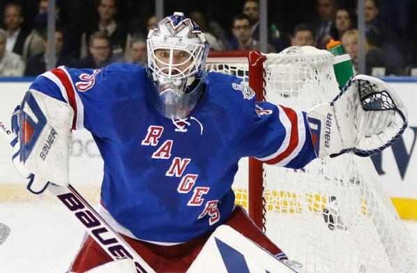 Espn On Twitter Henrik Lundqvist Has Been Absurd Tonight Here S