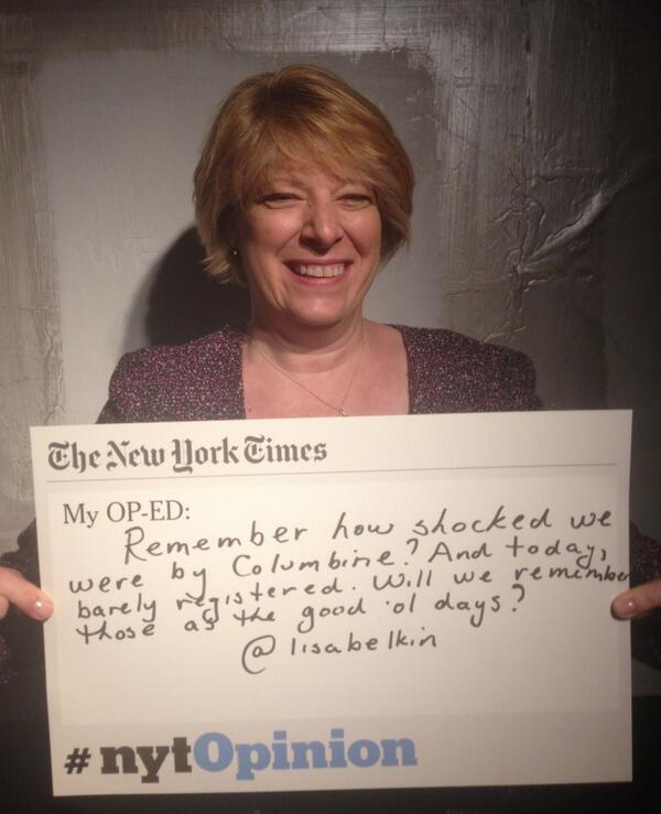"""NYT Opinion On Twitter: """".@lisabelkin: """"Remember How"""