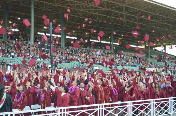 CONGRATULATIONS TO THE ARCADIA HIGH SCHOOL CLASS OF 2014!!! http://t.co/Ch87via5ZO