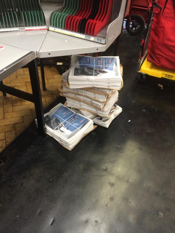 These copies of the sun got left, didn't touch em