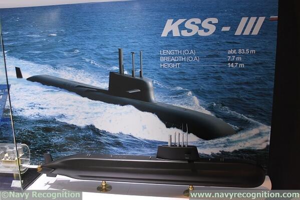 كوريا الجنوبية تكشف عن غواصه جديده بقدرات خارقة Bp6hjf6CcAApnG6