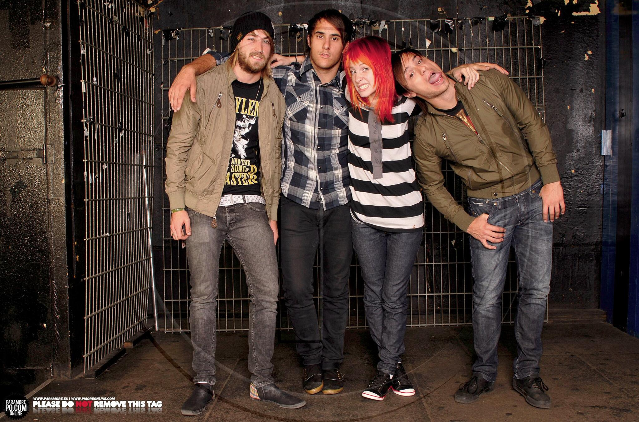 Paramore RK Life: New/Old Paramore Photoshoot from 2007 ...
