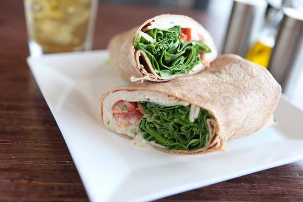 Our Turkey Wrap is healthy and delicious! #PizzaFusion #Organic #Fresh http://t.co/wNFUZlW34k
