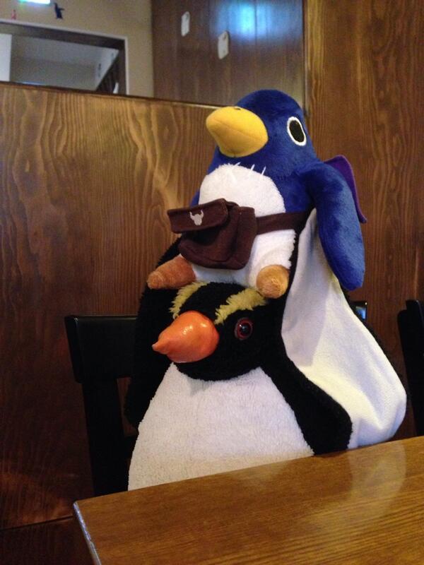 投げちゃダメだよ∑(゚Д゚)プリニーさん爆発したら大変だから(\u003d゚ω゚)ノ意味わからない人は「プリニー」で検索! 今日は特にペンギン返しもなくお疲れ様ッス( ̄^ ̄)