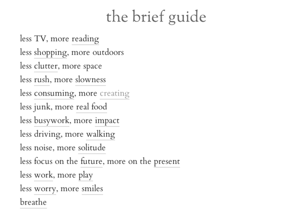 """Love this: """"A Brief Guide to Life"""" http://t.co/39dOfsytYV http://t.co/urgzvL8QRf"""