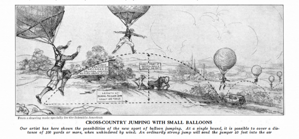 What ever happened to America's OTHER great pastime: Balloon Jumping, anyone? http://t.co/W40WP1dRrN by @amynordrum http://t.co/NMxYRkvETS