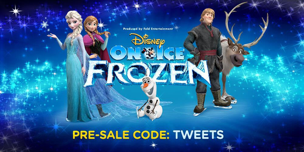 Disney on Ice presents Frozen coming to Scottrade Center in St. Louis, Feb. March 1,