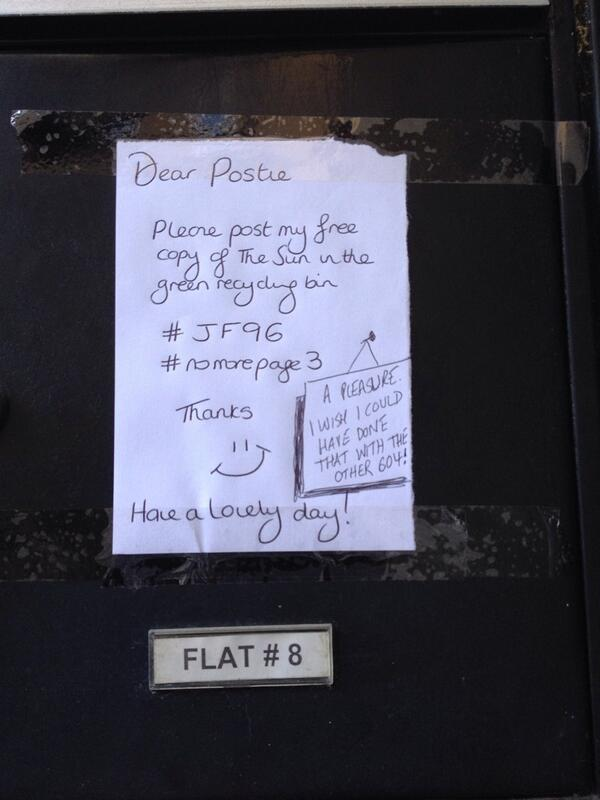 """""""@tablet_girl: The Postie replied to my note... http://t.co/6G5yaQYysq"""" via @mousehole1"""
