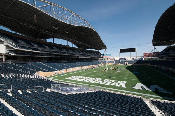 Image result for investors group field photos