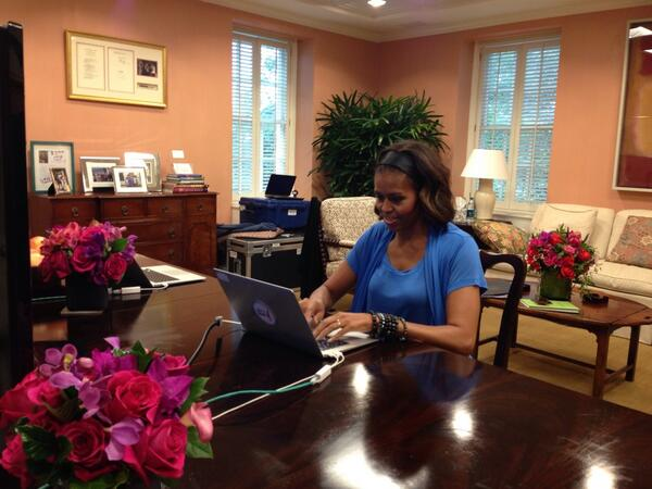 Thumbnail for #LunchWithFLOTUS: Twitter Q&A on Healthy School Lunches