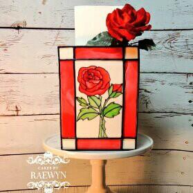 Stained Glass Rose 1 day classe at #BakeBoss stores nationally. Go to  http://www. bakeboss.com     to book. #sugarroses<br>http://pic.twitter.com/OHnerta1OF