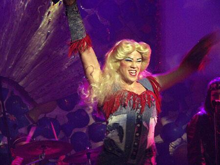 Andrew Rannells to replace NPH in HEDWIG