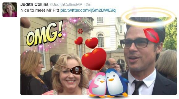 Guys! I managed to get a screengrab of Judith Collins' original tweet before it was deleted! http://t.co/W258l8c1Dz