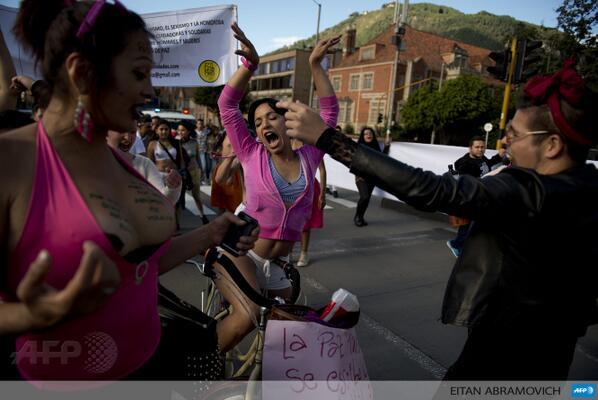 Escort girls Bogota