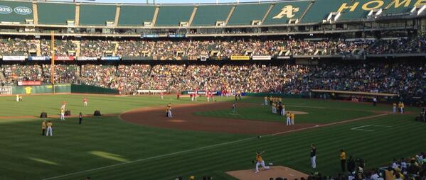 1974 World Series Champs! #Athletics http://t.co/2xs6dlVZ7t