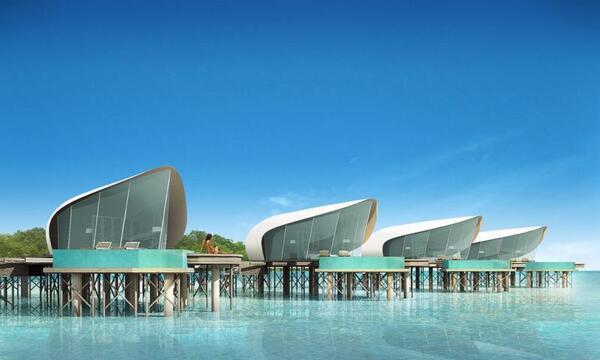 The Cove Pulau Yaben Raja Ampat