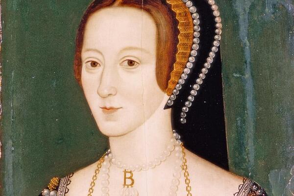 On Whit Sunday 1st June 1533 Queen Anne Boleyn was in Westminster Abbey for her coronation.. http://t.co/lGjo5TCbMF