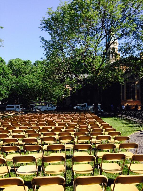 Thumbnail for Princeton University Baccalaureate 2014