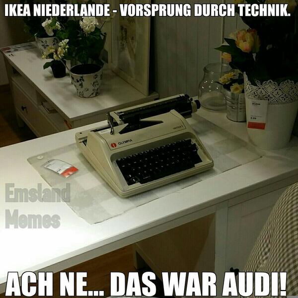 Emsland Memes On Twitter Emsland Meme Ikea Holland