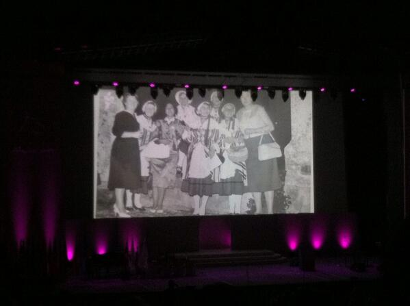 90 years of international midwifery sisterhood. What a precious heritage. @world_midwives #ICMLive http://t.co/KLfxDAZu0z