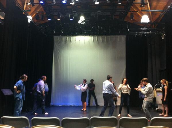 Loving our devising session in Anselm Studio 1! #muspro14 http://t.co/RLtKtNzx10