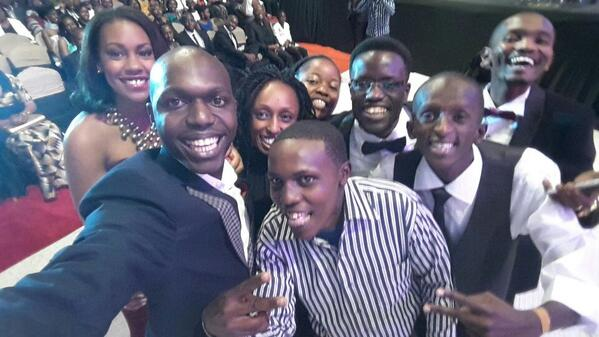 Here's that groufie (group selfie) from #SafaricomGroove2014 that you didn't ask for @vickyrubadiri @DjSoxxy http://t.co/vMz0j6QJRb