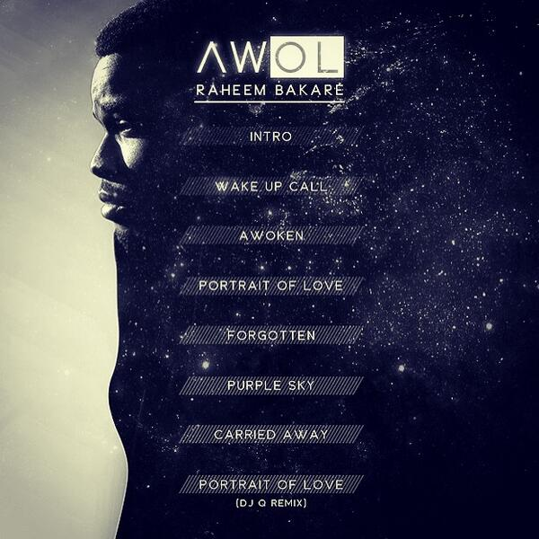 """Dear world, I am very proud to present to you my debut EP """"AWOL"""".   Listen/Download here: http://t.co/hPUFl7sJhL http://t.co/39sKHqArcz"""