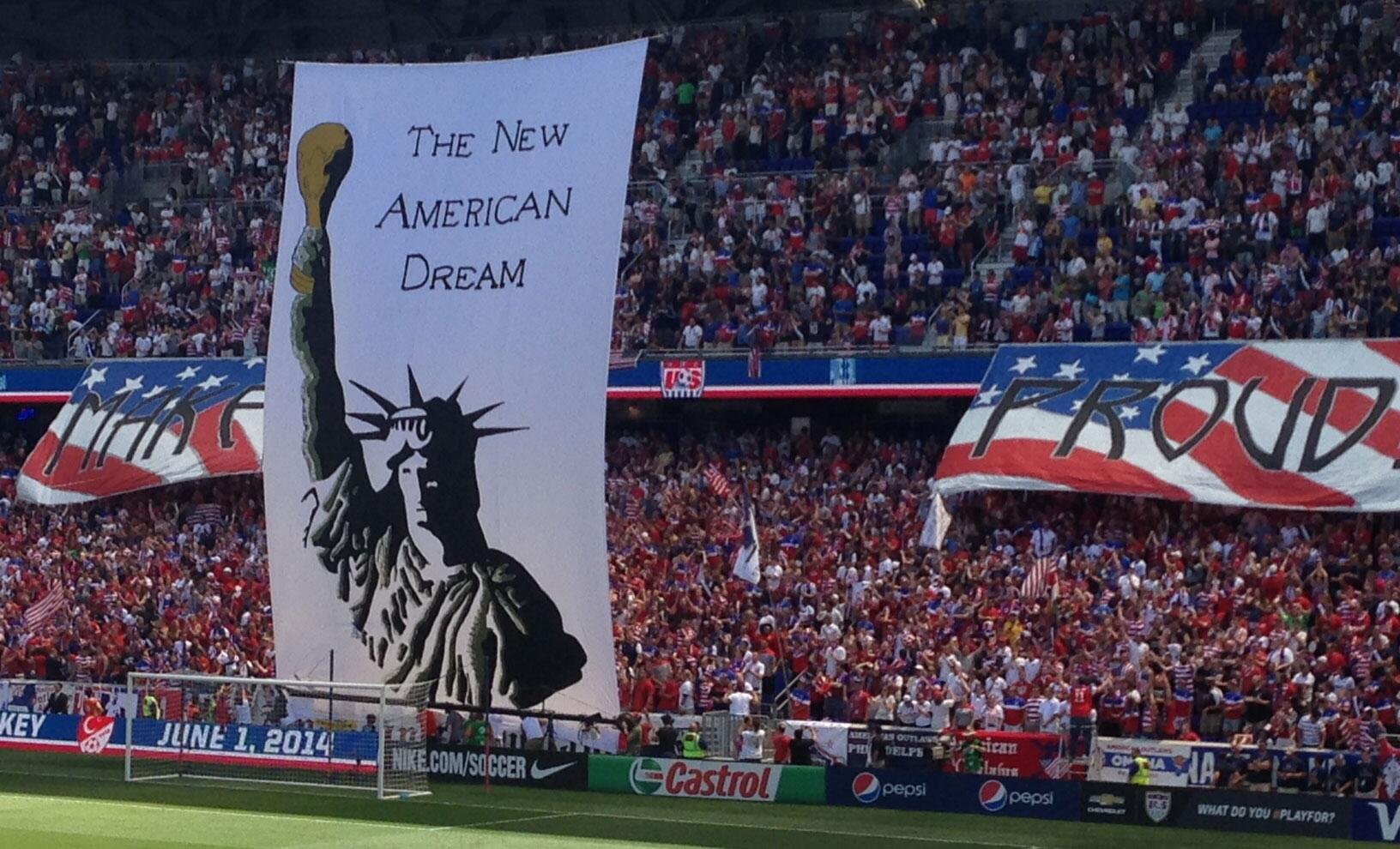 GIACOMETTI: The Art of the Tifo | New York Red Bulls