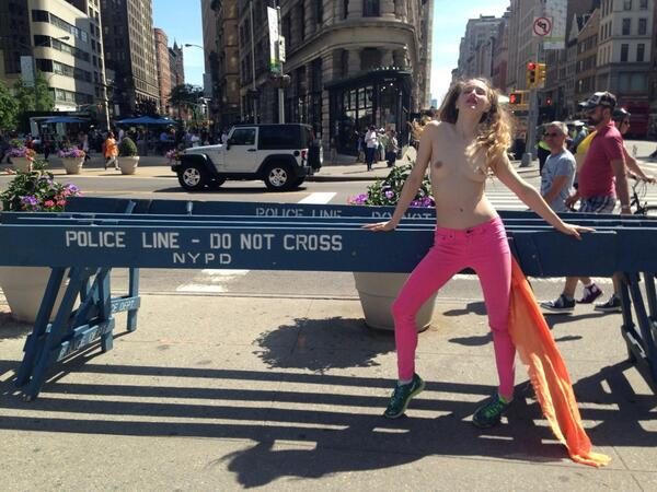 Free The On Twitter Sarabeth Stroller Supporting Freethe In Nyc Http T Co Nojah2uhw7