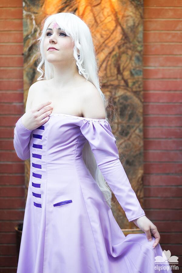 last cosplay The unicorn