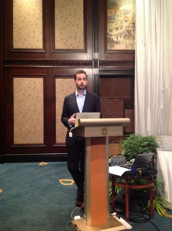 Paul Peters @hindawi, talking about @OASPA 83 members this year! #COASPAsia http://t.co/FaEOYSAXpv