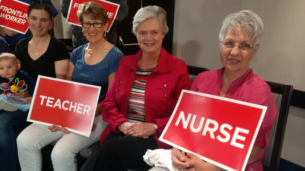I wonder if these folks know the libs' own budget calls for large program cuts in 2 yrs to balance the budget.#onpoli http://t.co/5YwWxMwlt3