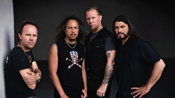 Deze week, kans op een Meet & Greet met Metallica! #3FM http://t.co/3TH9yjjM7h