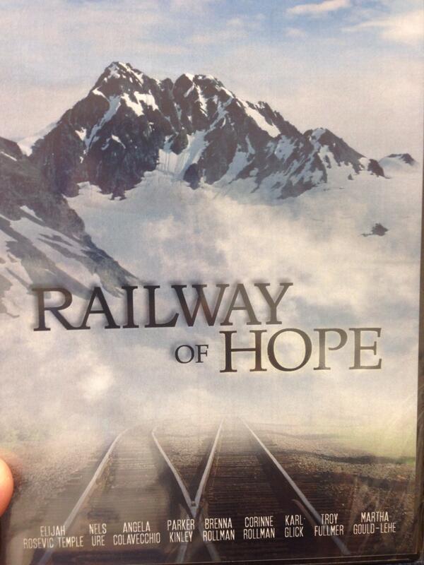 Barbara Franks shares film @RailwayofHope that raises awareness & focus young Alaskans on #youthsuicide #pennalaska14 http://t.co/jD8gdeUtO4