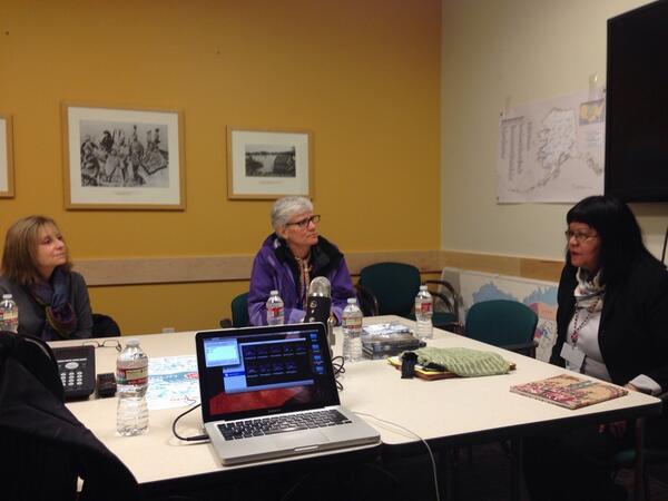 Learning about #youthsuicide in Alaska w/ @mcdpel colleagues. Podca... http://t.co/j2FDTZJBHl http://t.co/MysCTypScu