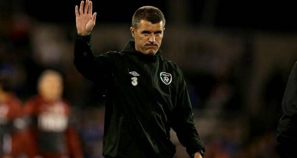 Ireland assistant manager Roy Keane rules himself out of consideration for vacant Celtic job [Reports]