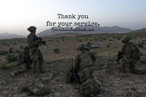 #MilitaryMonday shout out to @OpGratitude who #supportourTroops everyday of the year. Remember to thank our Troops http://t.co/c0OMXr2wb7