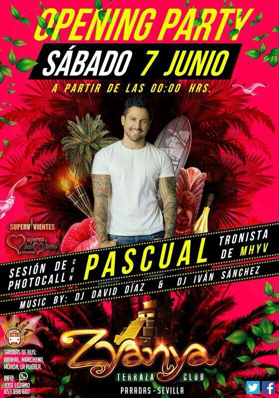 Terraza Zyanya On Twitter Este Sabado Opening Party