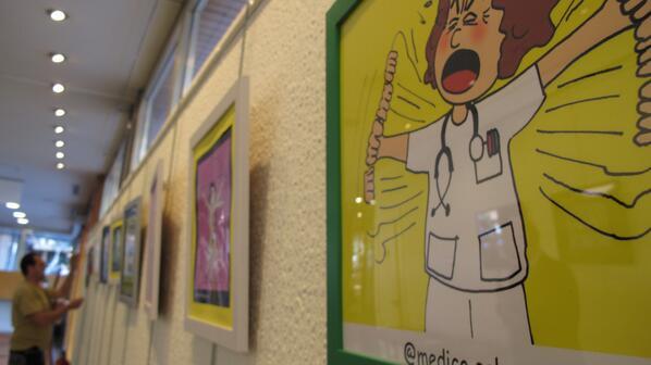 Preparada l'exposició de @mlalanda per a #salut20comb sobre #identitatdigital (04/06) http://t.co/zM5aXPxPaa http://t.co/nn03Zf5tJQ