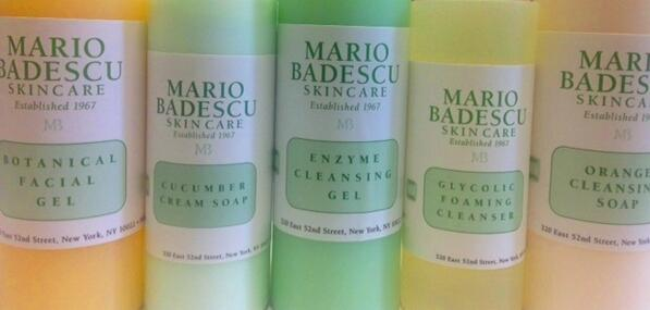 Clean skin for the #win!! Follow and RT for a chance to win your choice of Mario Badescu facial cleanser! #giveaway http://t.co/2PzGF59Su4
