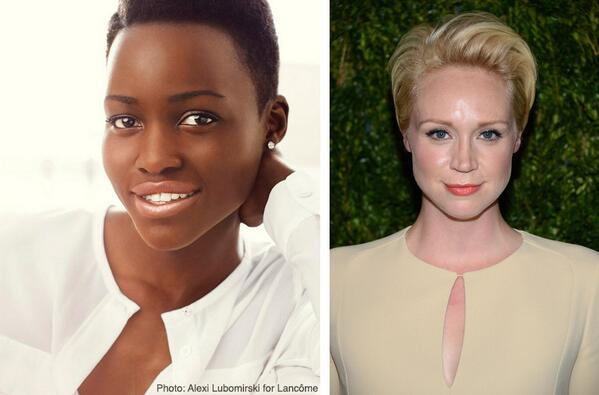 BREAKING: Lupita Nyong'o & Gwendoline Christie have joined the cast of #StarWarsVII! http://t.co/4O4O4l1CDU http://t.co/C9fQJWV0WY