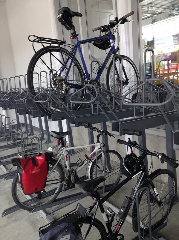 Bike Parking In Vancouver