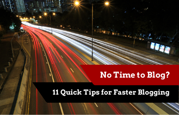 11 Quick Ideas to Help You Create Blog Content Faster http://t.co/yw6DSSXppC http://t.co/yapcGhf6qc