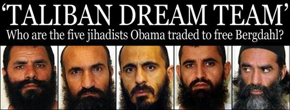 Terrorists freed for deserter Bergdahl visited by Haqqani terror network