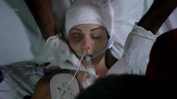 """Time of death 19.55"" #riptina #corrie http://t.co/0eLrz9ewVY"