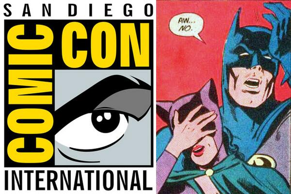 SDCC Won't Address Harassment Problem Because People Will Think It Has A Harassment Problem http://t.co/aYMHA45RHK http://t.co/i9mr0lPdmi