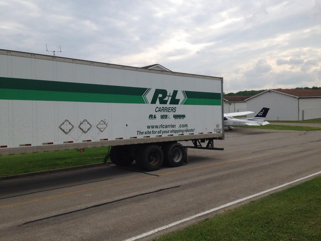 Twitter / mikethedriver: Is this what @RLCarriers means ...