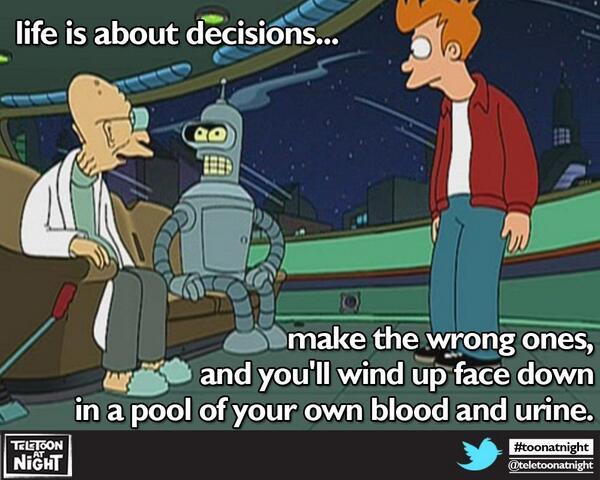 Futurama Quotes Inspiration Teletoon At Night On Twitter Bender Or Buddha More Inspirational