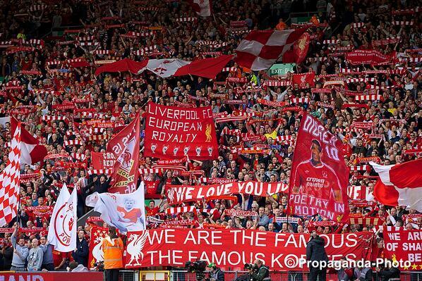 Happy Birthday, Liverpool Football Club, founded June 3rd 1892. http://t.co/4BYa0MRgMO